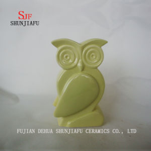 Owl Ceramic Furnishing Articles on The Desk Decoration pictures & photos