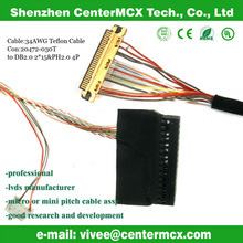Custom Electronic Lvds Cable Harness with High Quality pictures & photos