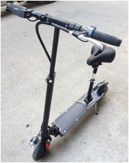 Electric Balance Bike, New Footable Bicycle Es-8c-1