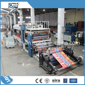 Fully Automatic Hydraulic Hot Foil Stamping Machine pictures & photos