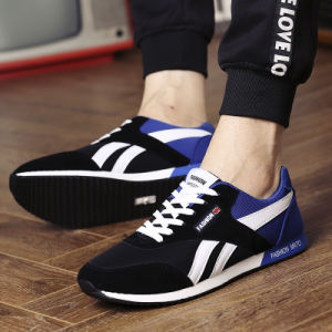 New Spring and Summer Men′s Casual Shoes, Breathable Sports Net Shoes, Daily Tide Korean Version, Agam Running Shoes pictures & photos