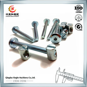 OEM China Products Aluminium Sand Casting Sewing Machine Parts pictures & photos