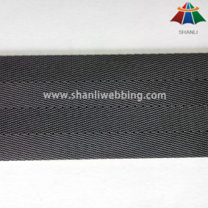 Hot Sale 5cm Black Polyester Safety Belt Webbing pictures & photos