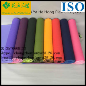 Economic and Environmental EVA Material TPE Yoga Mat pictures & photos