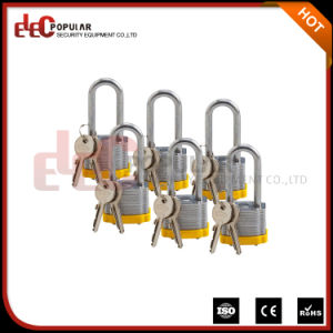 Safety Bumper Laminated Steel Padlock Candado pictures & photos