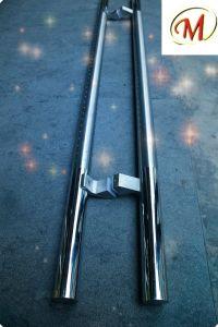 High Quality Stainless Steel Door Handle Glass Door Shake Handshandle pictures & photos