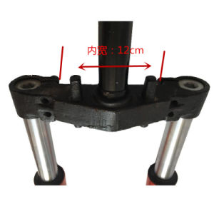 China Factory Good Price Front Shock Obsorber with High Quality pictures & photos