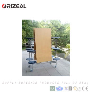 Orizeal Round Cafeteria Foldable Table pictures & photos