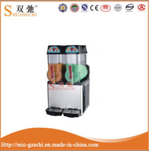 3 Cylinder Cold Fruit Juice Dispenser Slush Machine pictures & photos