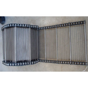 Stainless Steel Wire Mesh Belt for Food Processing, Heat Treatment Furnace pictures & photos