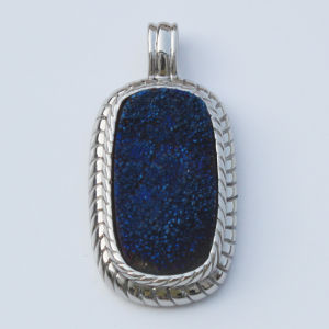 Mei Lin Fashion Jewelry Natural Gemstone Agate Cabochons Pendants pictures & photos