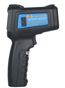 Colour Screen Infrared Thermometer with K Type Thermocouple Btm21c pictures & photos
