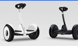 Ninebot Electric Scooter with Handler Bar pictures & photos
