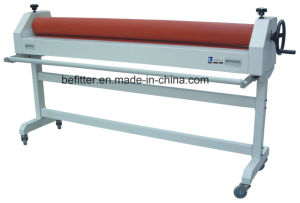 TSS-1000 2 Large Rollers Manual Cold Roll Laminator 1000 pictures & photos