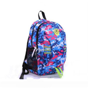Camo Backpack Travel Backpack Double Schoolbag Sports Bag Custom Gym (GB#019) pictures & photos