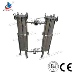 High Quality Duplex Bag Filter Housing for Chemical Industrial pictures & photos