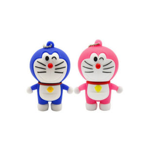Doraemon Cartoon USB Logo Can Be Customized Miniature Personality USB Flash Drive 256GB pictures & photos