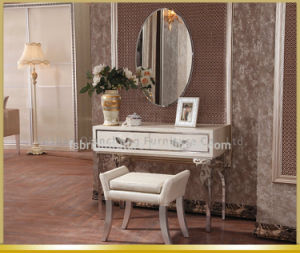 Italian Furniture Dressing Table with Stool for Bed Room pictures & photos