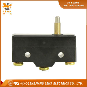 Lema 15A 250VAC Slim Plunger Micro Limit Switch Lz15-GS-B pictures & photos