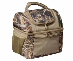 Camo Insulated Double Decker Lunch Bag pictures & photos