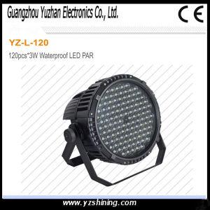 120pcsx3w RGBW DMX Stage LED PAR Light pictures & photos