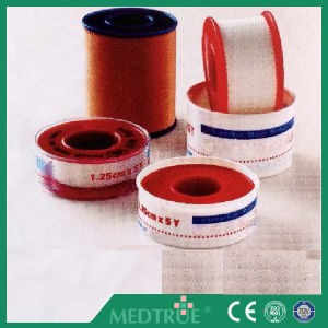 Ce/ISO Approved Medical Silk Tape, Plastic Tin (MT59382101) pictures & photos