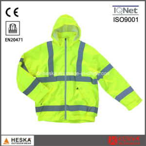 Spring Safety Waterproof 3m Reflective Jacket pictures & photos