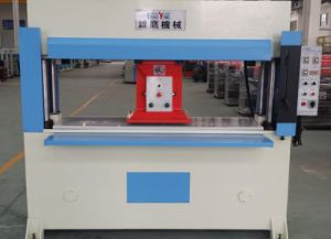 25t Precision Four Column Hydraulic Traveling Head Cutting Machine pictures & photos