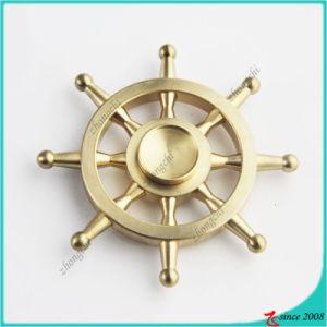 Brass Handsheld Bearing Stress Relief Fidget Spinner pictures & photos