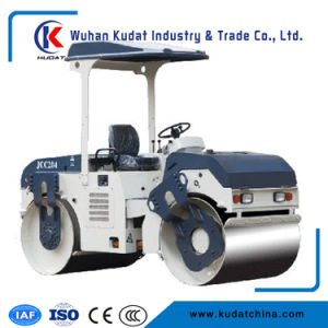 Dual Drum Vibratory Roller pictures & photos