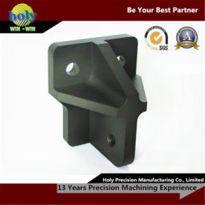 Bump Stop Mount Matte Anodized CNC Machined Aluminum Parts CNC Milling Service pictures & photos