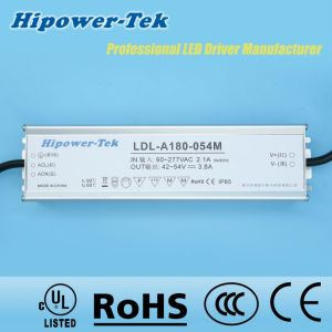 180W Waterproof IP65/67 Outdoor Power Supply LED Driver pictures & photos
