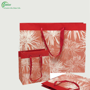 Paper Shopping Bag for Clothes (KG-PB044)