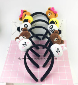 Cute Character Plush Headband pictures & photos