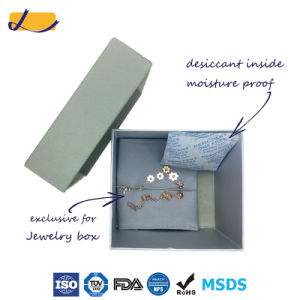 Silica Gel Desiccant Packet for Jewelry pictures & photos