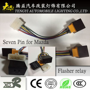 New 12V LED Flasher Relay 7p Can Control for Mazda pictures & photos