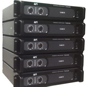 Professional Audio 2u-3u Powerful 1000 Watt Amplifier pictures & photos