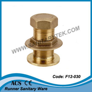 Flanged Connector for Tank with Plug (F12-031) pictures & photos
