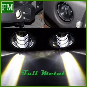 4′′ 30 Watts Waterproof Fog Light for Jeep Wrangler Unlimited Rubicon pictures & photos