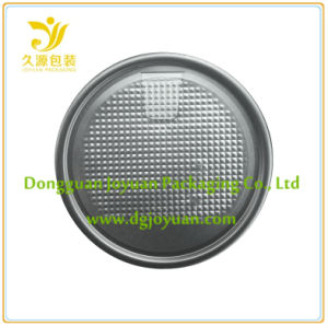High Quality 502# Aluminum Foil Lid Easy Peel off End Poe for Powder pictures & photos