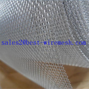 Aluminum Window Screen/ Epoxy Coated Aluminum Mesh/Aluminum Alloy Mosquito Net pictures & photos