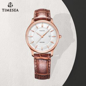 Casual Stainless Steel Ladies Watches with Ronda Quartz Movement 71024 pictures & photos