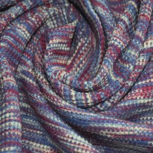 100%Cotton Space Dyed Waffle for Clothing pictures & photos