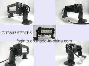 200W Single Row LED Light Bar 5W CREE LED Offroad Lightbar pictures & photos