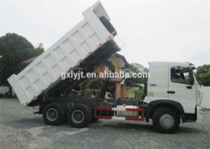 Sinotruk HOWO A7 6*4 Dump Truck and Tipper Truck pictures & photos