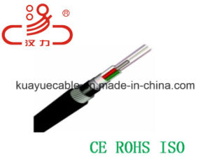 Outdoor GYTA Optical Cable/Computer Cable/ Data Cable/ Communication Cable/ Connector/ Audio Cable pictures & photos