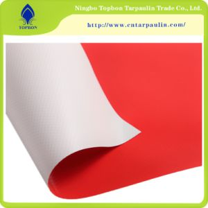 Waterproof Colorful PVC material for Tent or Roof Cover Tb074 pictures & photos