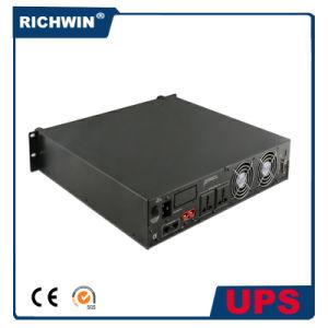 6-10kVA Pure Sine Wave 19 Inch Online Rack Mount UPS pictures & photos