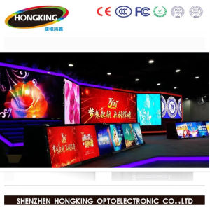 High Refresh Resolution P3 Full Color LED Display pictures & photos