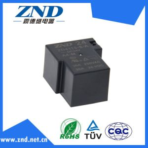 Zd4115 (T90) Power Relay for Household Appliances &Industrial Use 4pin Nornally Open Type pictures & photos